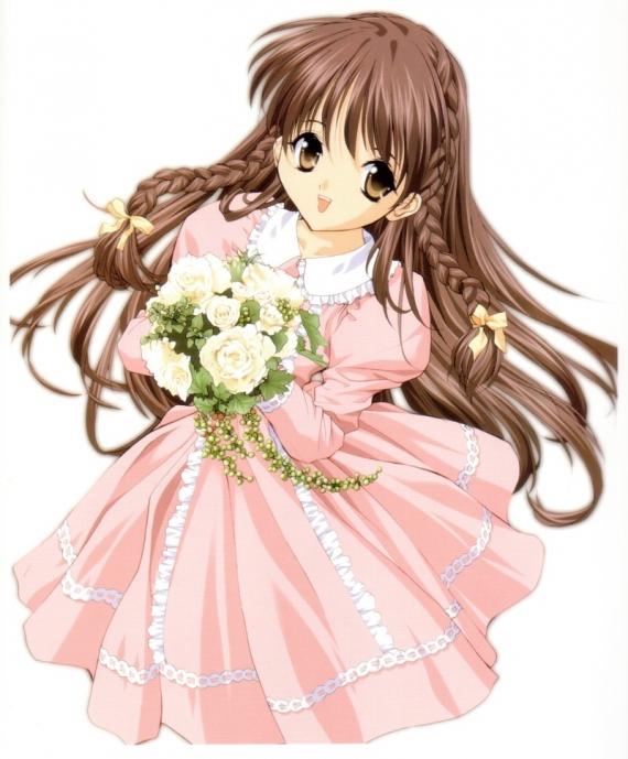 Manga fille (magnifique!!!)